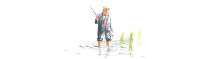 Trump en mode survie (Alessandro Pignocchi)